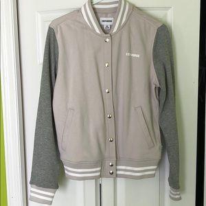 Converse varsity-style jacket